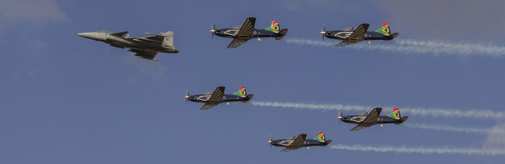 Ladysmith Airshow 2019 What to expect