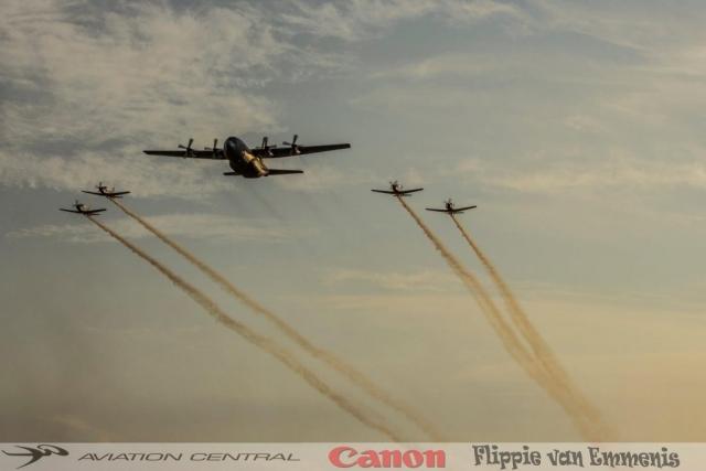 Falcons & C130
