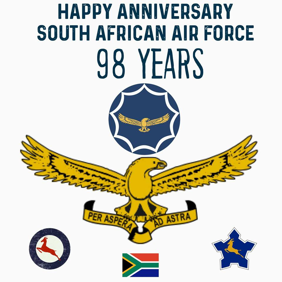 SAAF 98 Birthday