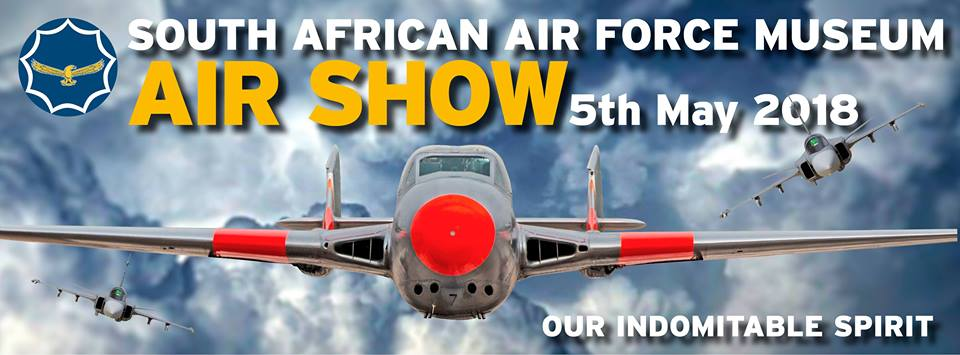 SAAF Museum Airshow Program