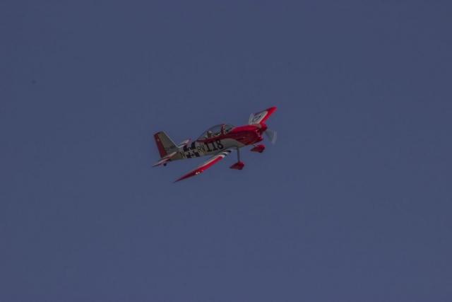 Race 118  ZU-NRV  Van's Aircraft RV-8  Pierre Gouws  Andre Steenkamp