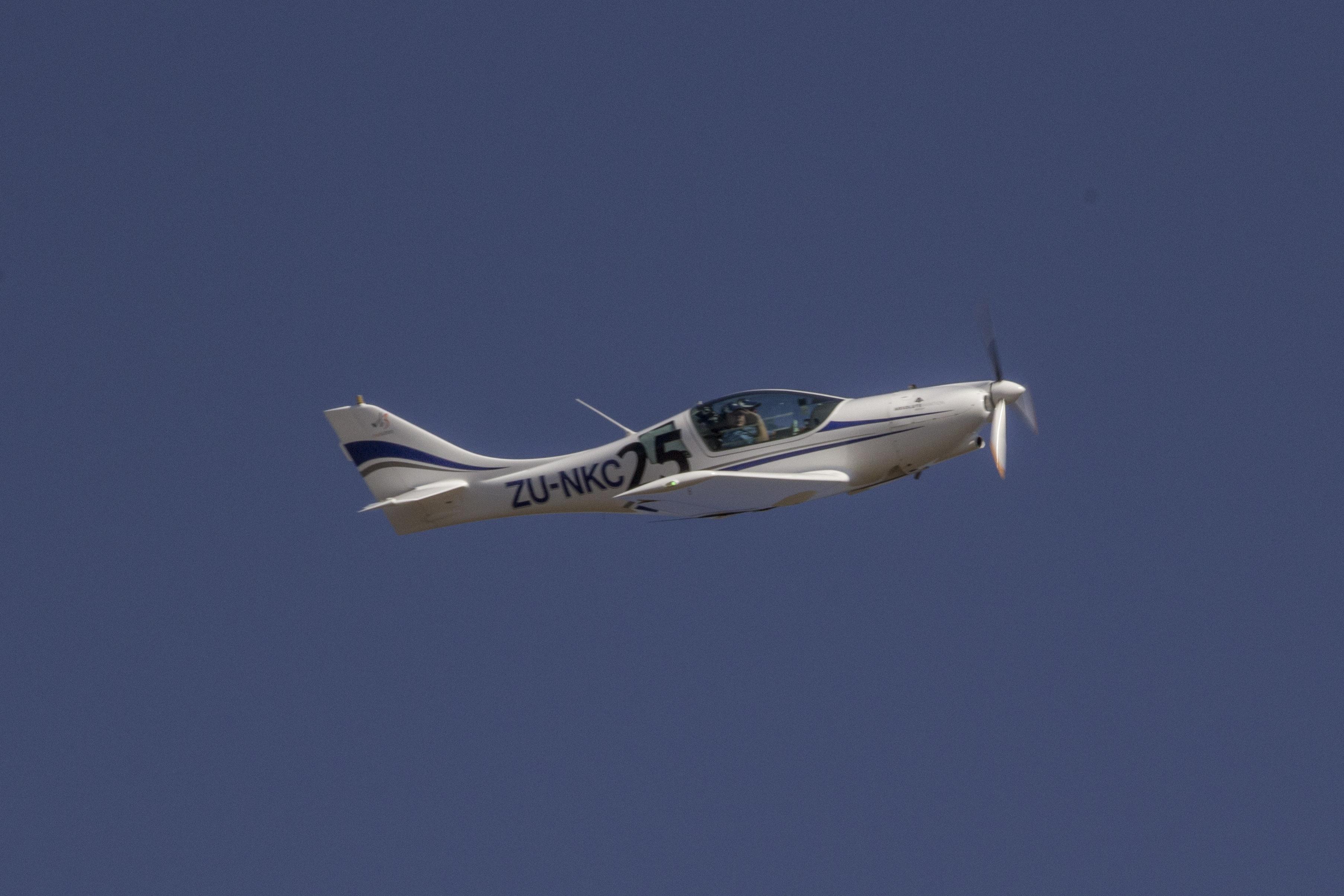 Race 25  ZU-NKC KLN / Aveko  Michiel Jansen Greyling  Jansen Mpumalanga  Lowveld Aero Club