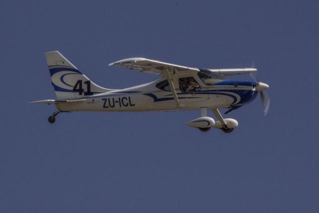 Race 41  ZU-ICL  Glasair Aviation GS-2 180  Peter Sheppard  Alan Sheppard  Mashonaland Flying Club
