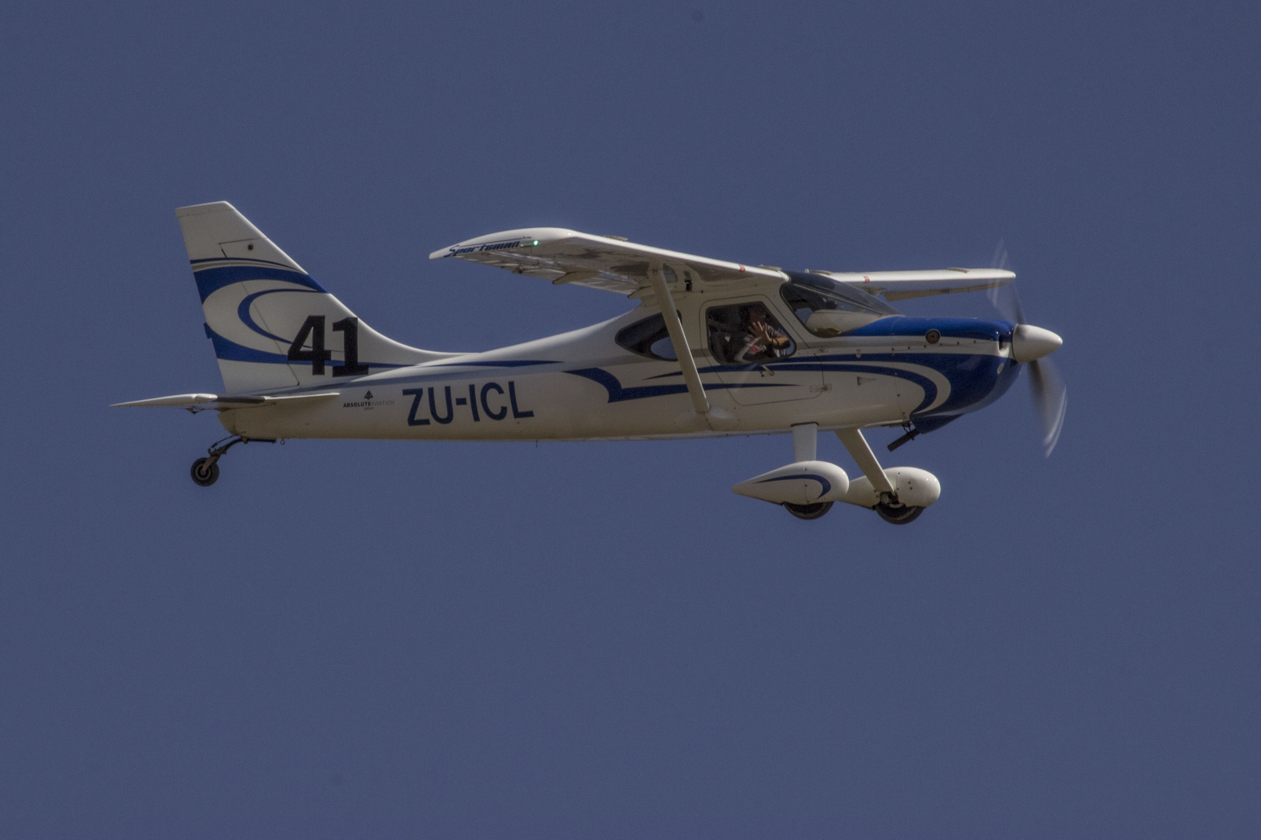 Race 41  ZU-ICL  Glasair Aviation GS-2 180  Peter Sheppard  Alan Sheppard  Mashonaland Flying Club