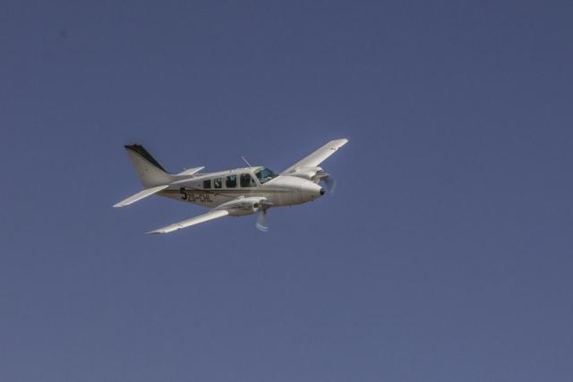 Race 5 ZS-CHL  Beech 58 285  Robbie Myburgh  Adrian Barry  Gauteng Kempton Park Flying Club