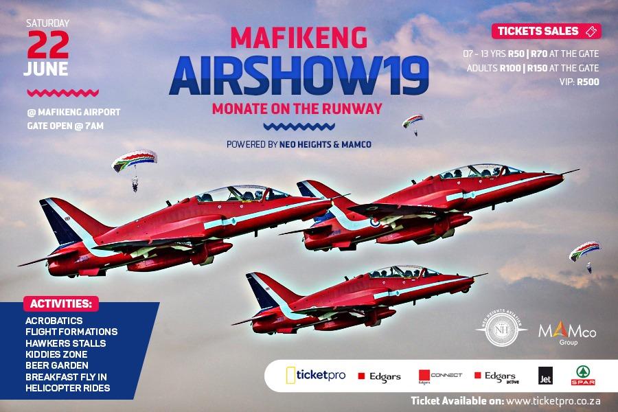 Mafikeng Airshow 2019