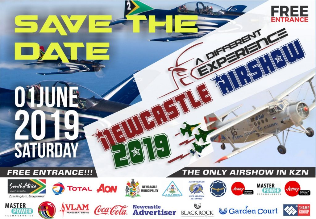 Newcastle Airshow 2019