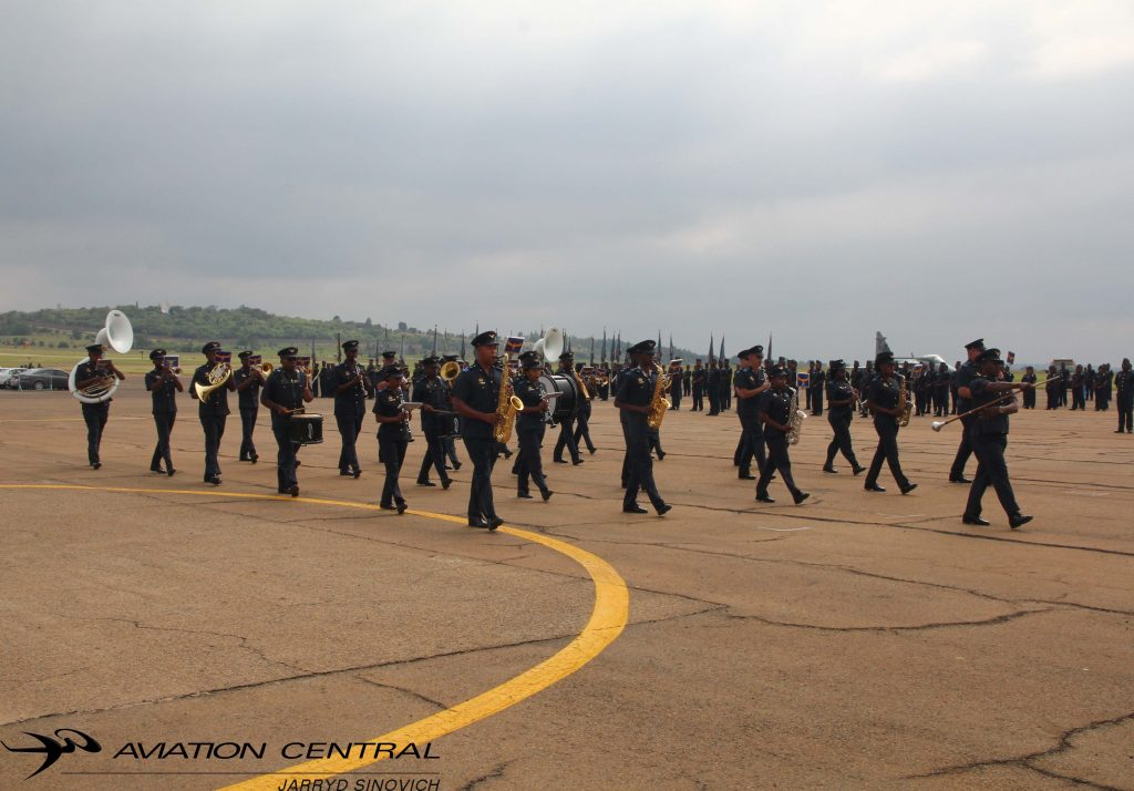 SAAF Prestige Day Parade