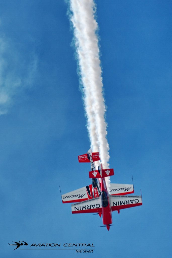 Stellenbosch Ready for First Airshow for the Season in South Africa