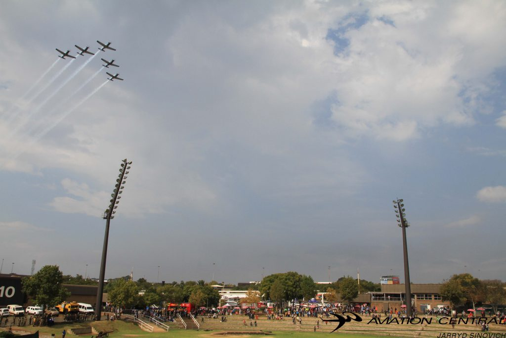 SANDF Capability Demonstration and Arena Displays- Rand Easter Show 2019