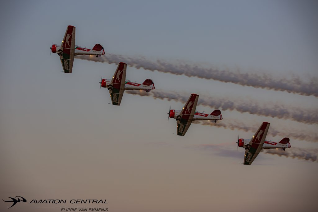 WesBank Botswana International Air Show 2019