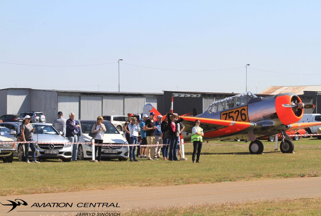 Mercedes Day-Brakpan Airfield