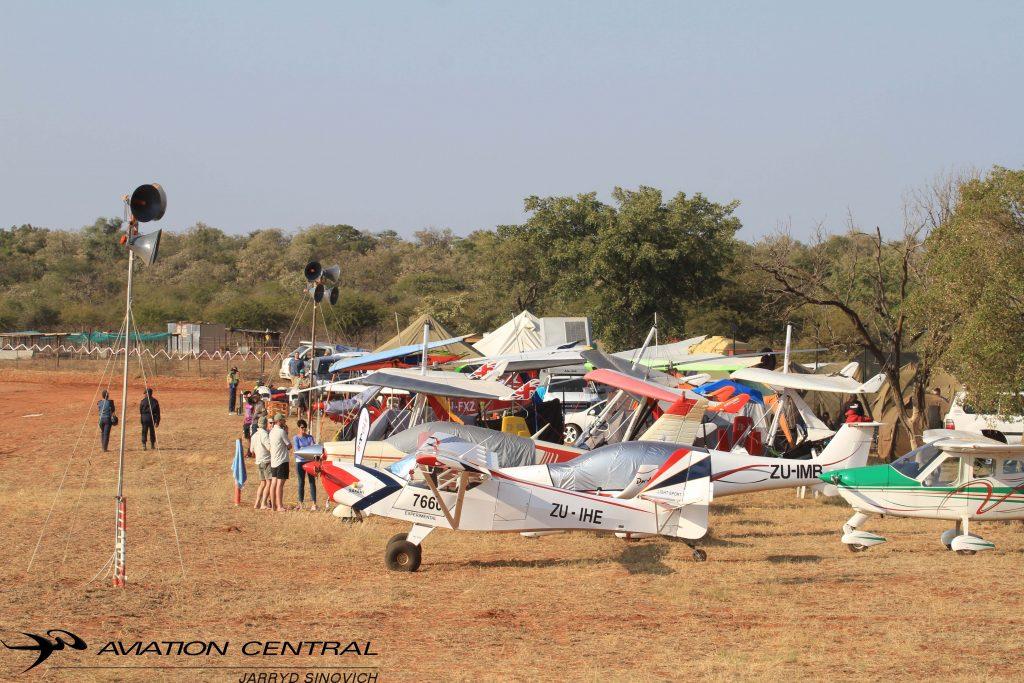 Botswana Airshow Rocks-Wesbank Botswana Airshow 2019