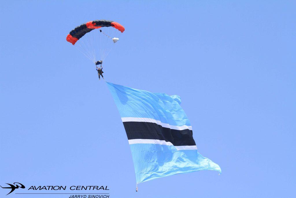 WesBank Botswana International Airshow back in 2021