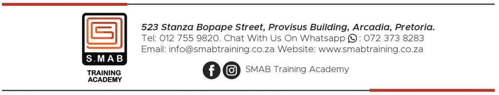 S.MAB Training Academy