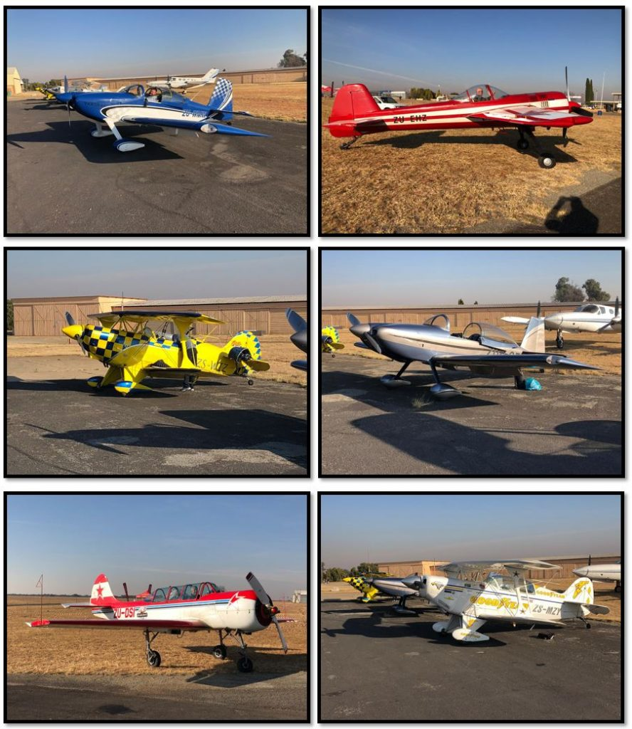 SA National Aerobatic Championships- Klerksdorp 2019