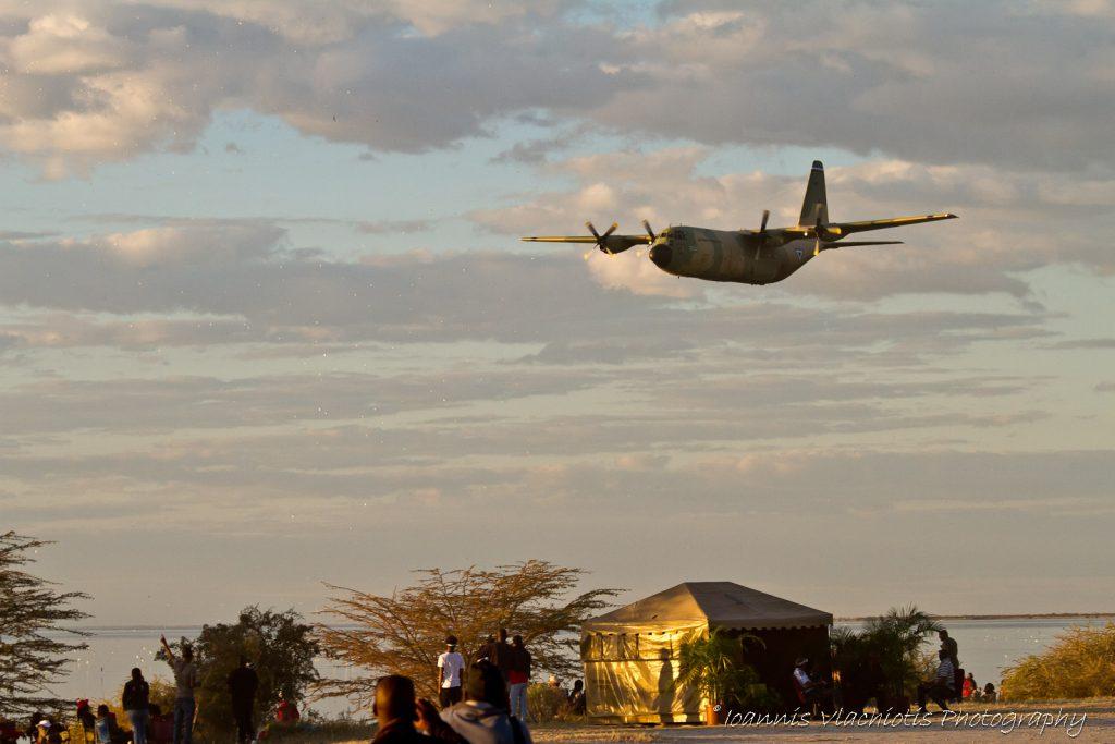 Closing in fast-The Makgadikgadi Epic