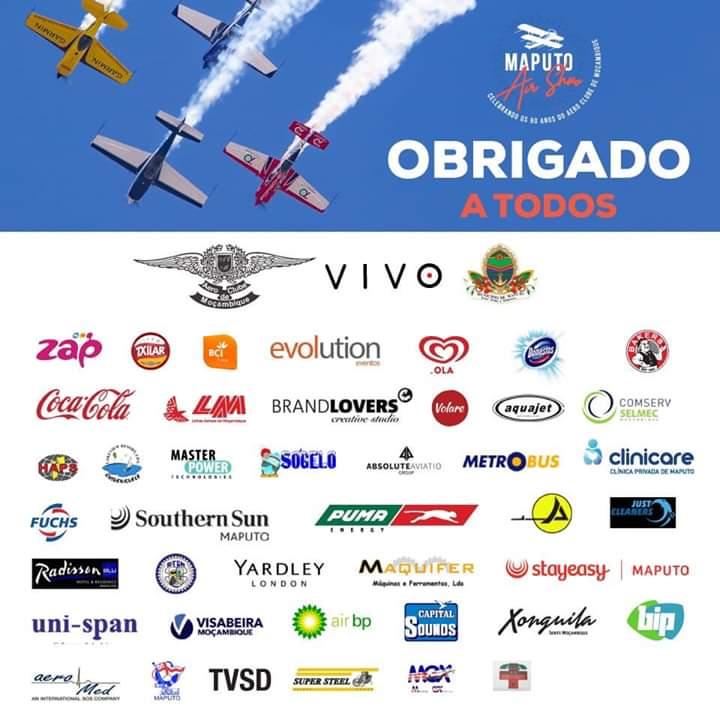 Maputo Airshow 2020