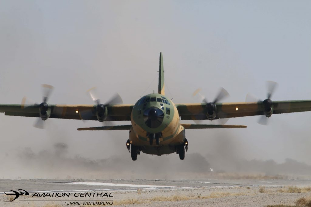 We Fly the C130B -Botswana Defence Force