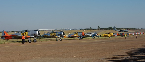 Excitement is building for the SAAF Museum Airshow