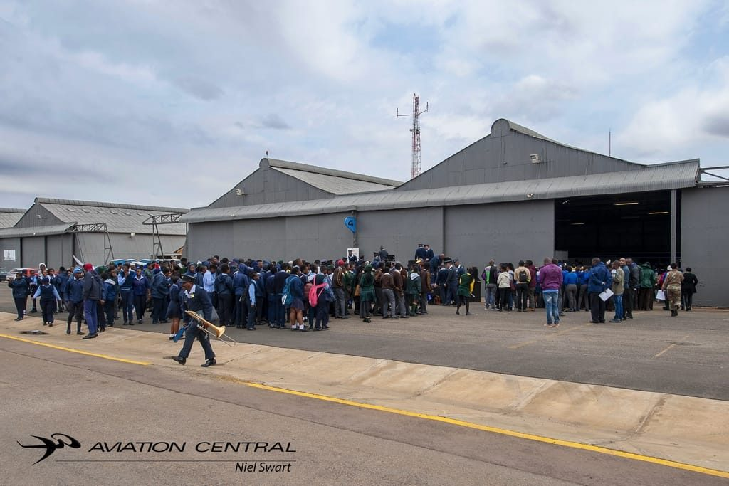 SAAF Museum Airshow Youth Development Program 6 September 2019