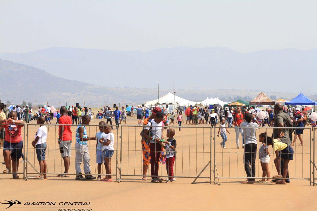 Eswatini Ligwalagwala Airshow 2019