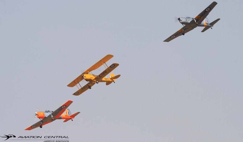 SAAF Museum Airshow Saturday 7 September 2019 Programme