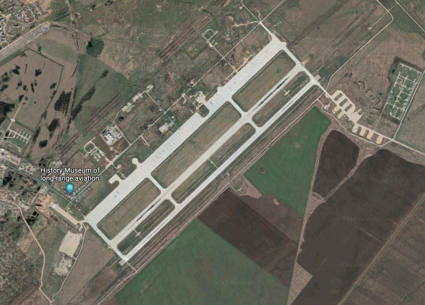 engels-2 air base