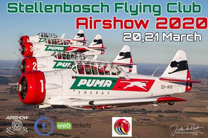 Stellenbosch Airshow 2020