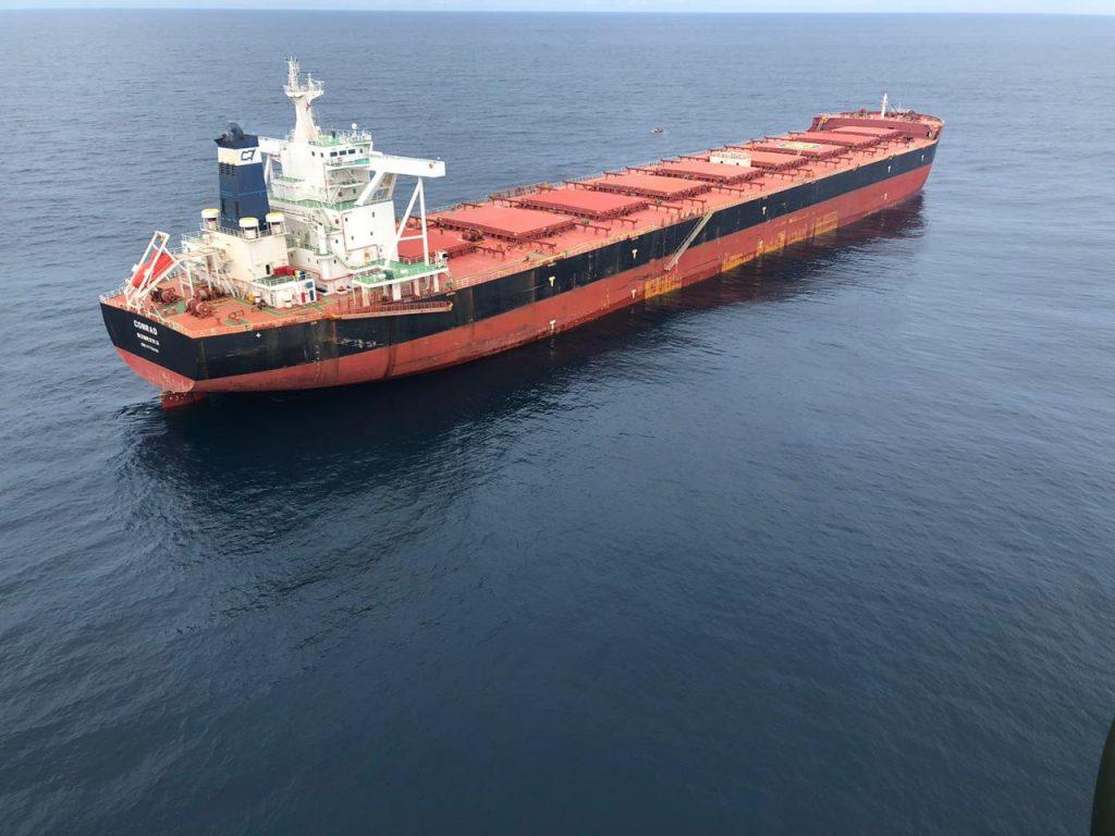 15 Squadron Extract Sick Crewman Off Durban Coast