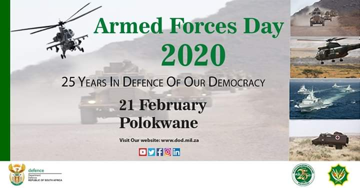 Look into Armed Forces Day 2020