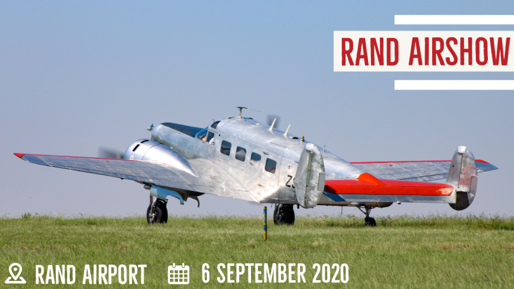 Rand Airshow logo