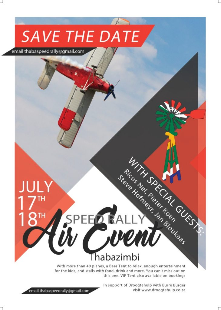 Tabazimbi Speed Rally