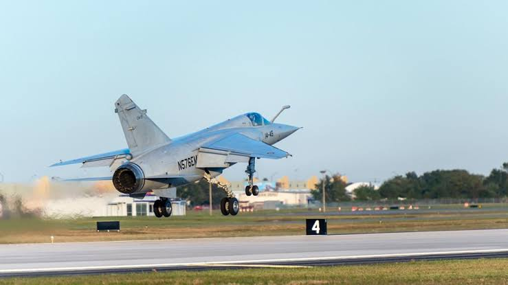 Draken International Goes Supersonic Against The U.S Air Force