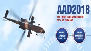 Africa Aerospace and Defence Airshow (AAD2018) @ Waterkloof AFB | Centurion | Gauteng | South Africa