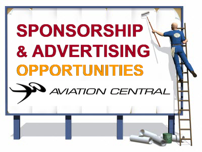 Advertising Opportunities on Aviation Central
