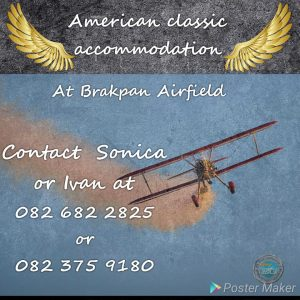 American Flying Classics and Accommodation