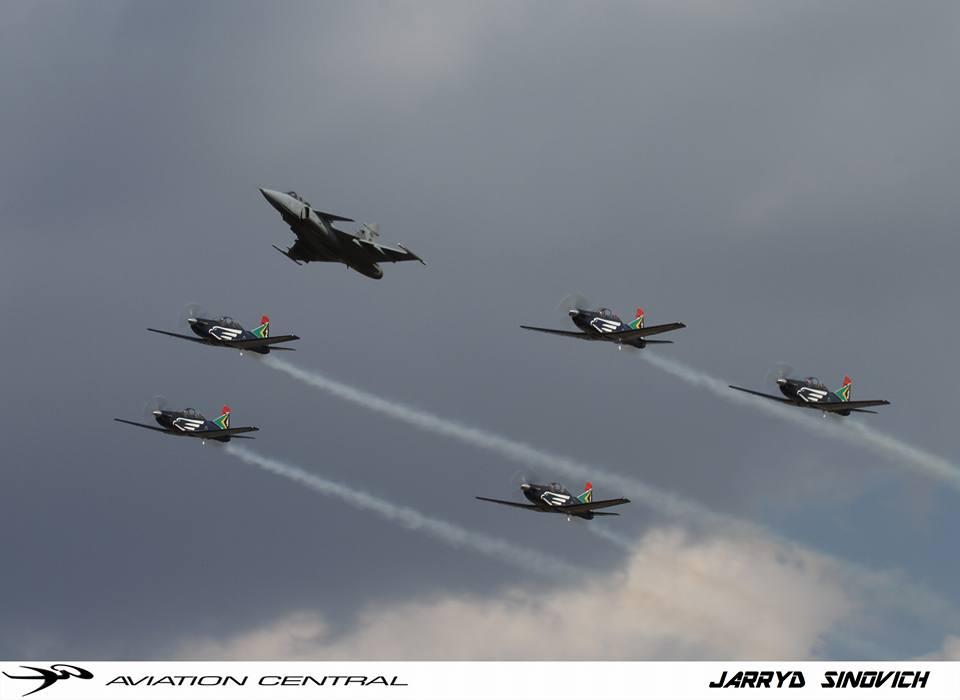 Falcons & Gripen
