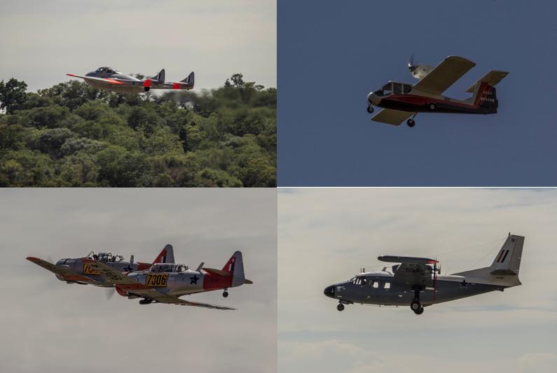 Museum Aircraft