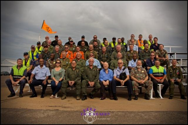 Pilots, Museum staff, Support & Ground crew