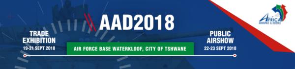 AAD 2018 Aircraft List
