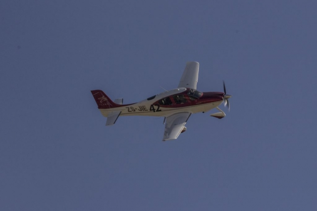 42  ZS-JIE  Cirrus SR22T Alex Dyason  Johan van der Hoven Gauteng  Kempton Park Flying Club
