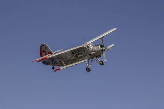 Race 65  ZU-JLM PZL Mielec AN-2  Jon-Marc Hill  Mark Hill  Gauteng