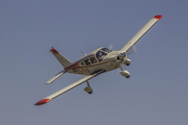 Race 68  ZS-FVV  Piper PA-28-235C  Johan Whiteman  Quinton Kruger  Kempton Park Flying Club