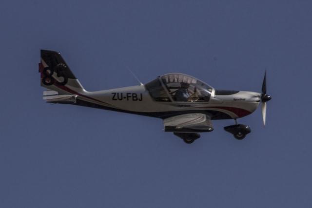 Race 85  ZU-FBJ  Evektor-Aerotechnik Sportstar Plus  Leon Bouttell  Martin Meyer  Gauteng