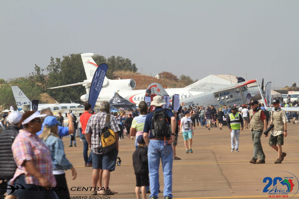 Africa Aerospace and Defence Airshow 2018