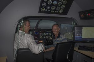 Eagle Air's State-of-the-art Flight Simulator