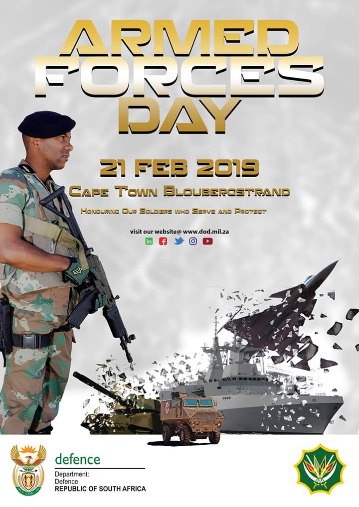 SANDF To Start Year Off With A Bang