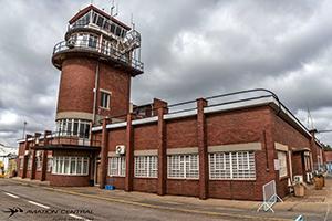 ATC Tower SAAF Museum Swartkop