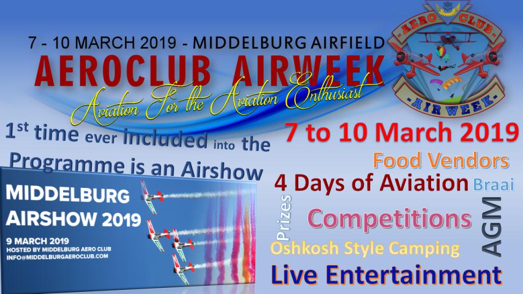 Airweek Flyer 2019
